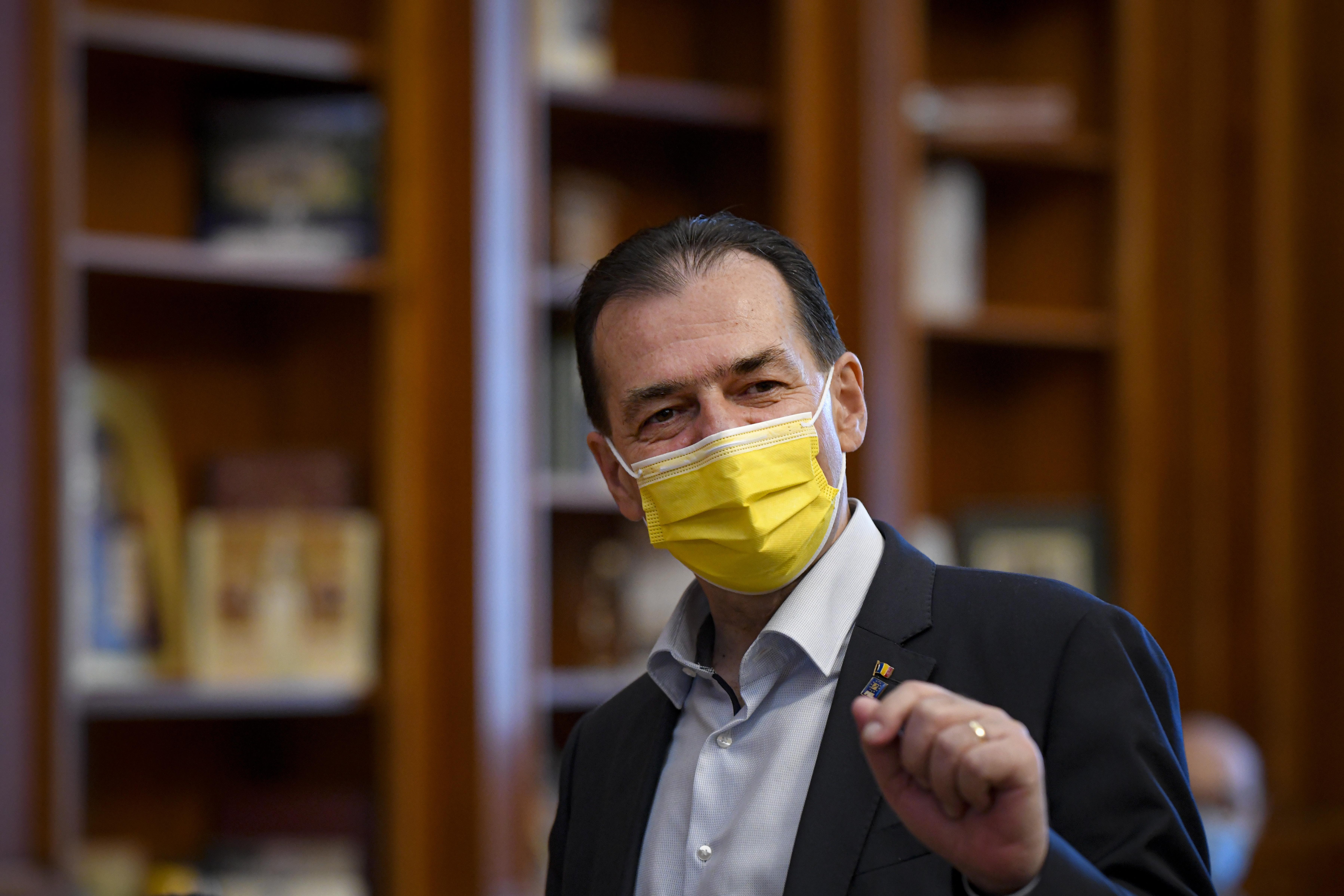 """Orban, despre varianta ca Florin Cîţu să fie premier: """"Deja sunt cu un pas în afara PNL"""""""