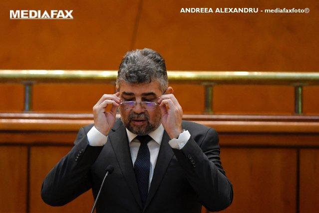 Ciolacu: Am o comunicare cu premierul desemnat, nu am negocieri cu PNL|EpicNews