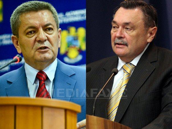 Ioan Rus şi Victor Paul Dobre AU DEMISIONAT. Rus: Au fost făcute presiuni începând de la Traian Băsescu şi continuând cu Crin Antonescu