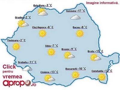 Prognoza Meteo Vremea Se Incălzeste Ce Temperaturi Se Vor