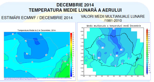 Cum Va Fi Vremea In Această Iarnă Prognoza Meteo Pană In Luna
