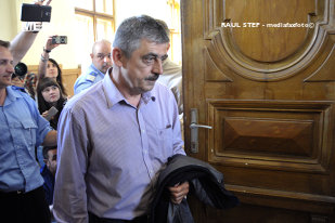 Fostul preşedinte al Consiliului Judeţean Cluj, Horea Uioreanu, condamnat definitiv la 6 ani şi 4 luni de închisoare
