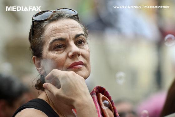 Imaginea articolului Actriţa Maia Morgenstern şi canoistul Ivan Patzaichin au devenit cetăţeni de onoare ai Capitalei