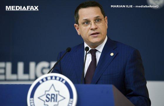 Imaginea articolului Eduard Hellvig, şeful SRI: Legalitatea protocolului secret nu poate fi pusă la îndoială | VIDEO