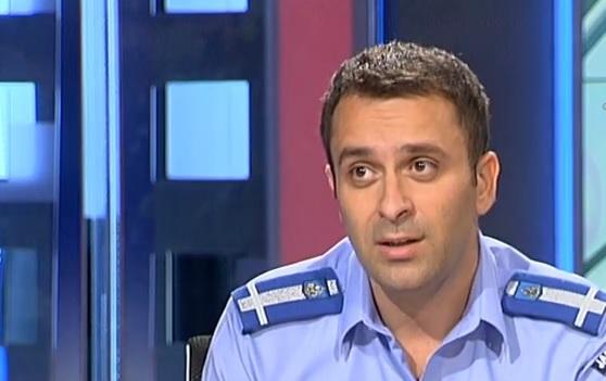 Imaginea articolului Laurenţiu Cazan, maiorul care a coordonat intervenţia jandarmilor din 10 august, DELEGAT în funcţia de director general al Jandarmeriei Bucureşti