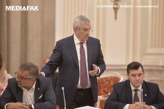 Imaginea articolului Tăriceanu cere rechemarea ambasadorului României în SUA/ Maior, audiat la Senat: Mi-am făcut datoria pentru a nu exista o percepţie falsă asupra poziţionării SUA