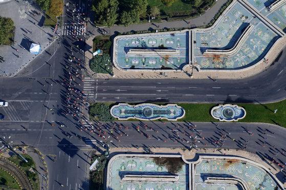 Imaginea articolului Un eveniment al Primăriei Capitalei blochează pentru 7 ore zona fântânilor arteziene de la Unirii