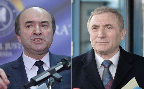 Imaginea articolului Toader, CONTRE cu Lazăr pe tema ministerului (public) fără ministru. Procurorul general: Cred că este o glumă