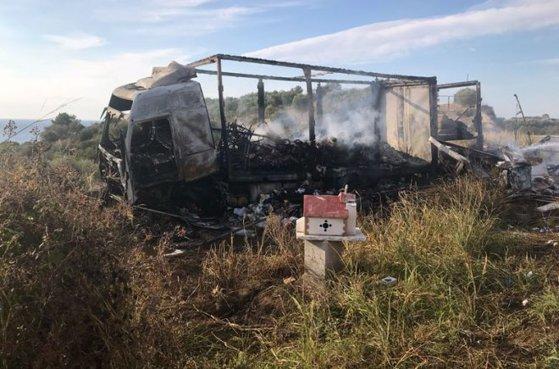 Imaginea articolului MAE, despre accidentul rutier GRAV din Grecia: Printre victime nu sunt români