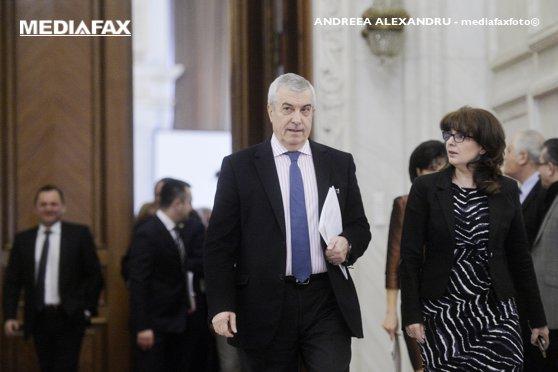 Imaginea articolului Un nou dosar pe numele preşedintelui Senatului. DNA: Călin Popescu Tăriceanu, acuzat că a primit mită 800.000 de dolari