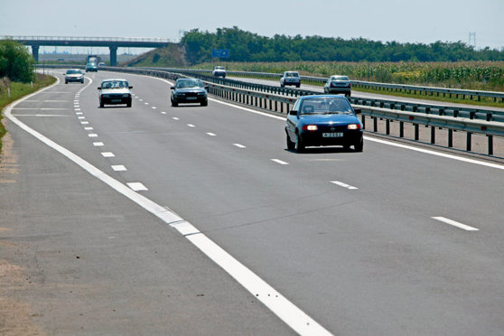 Imaginea articolului Restricţii de circulaţie pe autostrada A1 Bucureşti - Piteşti, din cauza unor lucrări