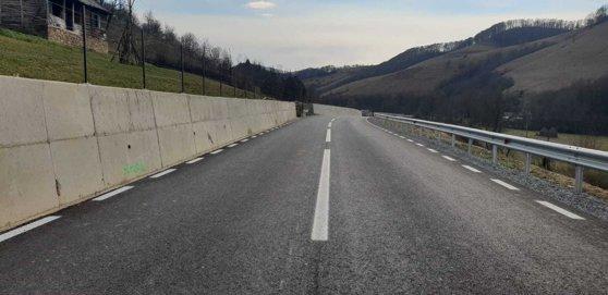A Fost Inaugurat Drumul Unirii Care Leagă Bistriţa Năsăud De
