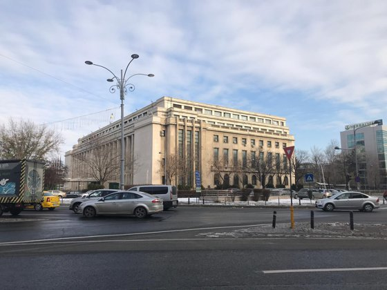 Imaginea articolului Steagul de pe Palatului Victoria a fost dat jos. Cum explică oficialul SGG gestul făcut chiar înainte de Ziua Naţională