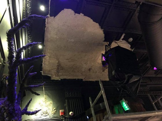 """Imaginea articolului INCIDENTUL din Control Club. Reprezentant al localului: """"Nu s-a prăbuşit tavanul clubului sau vreo parte din el"""""""