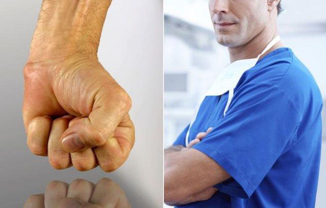 Gest impresionant: Un medic din Iaşi a fost bătut CRUNT acum trei ani. Acum, l-a iertat pe agresor, fost boxer, după ce i-a cerut să facă două fapte bune