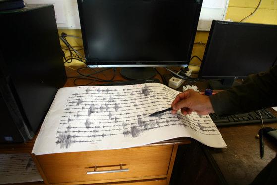 Imaginea articolului Cutremur, produs în această dimineaţă în Vrancea