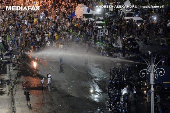 Imaginea articolului Şapte din cele opt documente despre protestul din 10 august au fost declasificate - surse