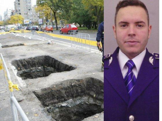 Imaginea articolului Magistraţii Tribunalului Bucureşti retrimit dosarul morţii poliţistului Gigină la DNA