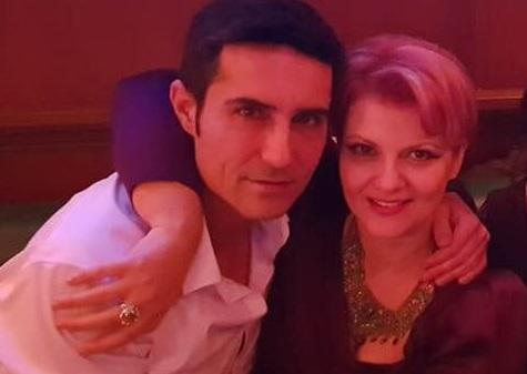 Imaginea articolului Primele imagini de la cununia civilă a Liei Olguţa Vasilescu cu Claudiu Manda, de la Craiova. Politicienii s-au căsătorit de dragobete