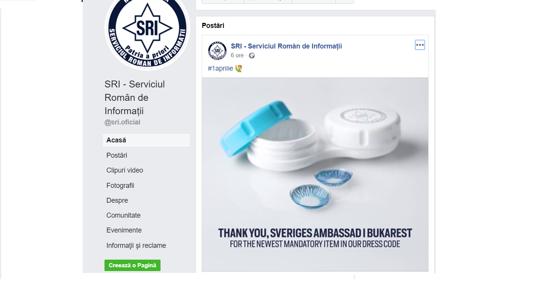 """Imaginea articolului Glumă de la SRI de 1 aprilie. Serviciul secret răspunde adevăraţilor """"băieţi blonzi cu ochi albaştri"""", de la Ambasada Suediei"""