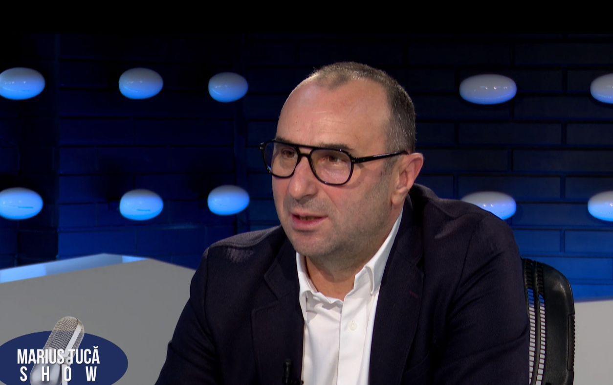Marius Tucă Show. Gelu Voican Voiculescu: Dacă două zile revenea Ceauşescu, eram cu toţii suprimaţi. Vidul de putere putea ajunge la desfiinţarea României