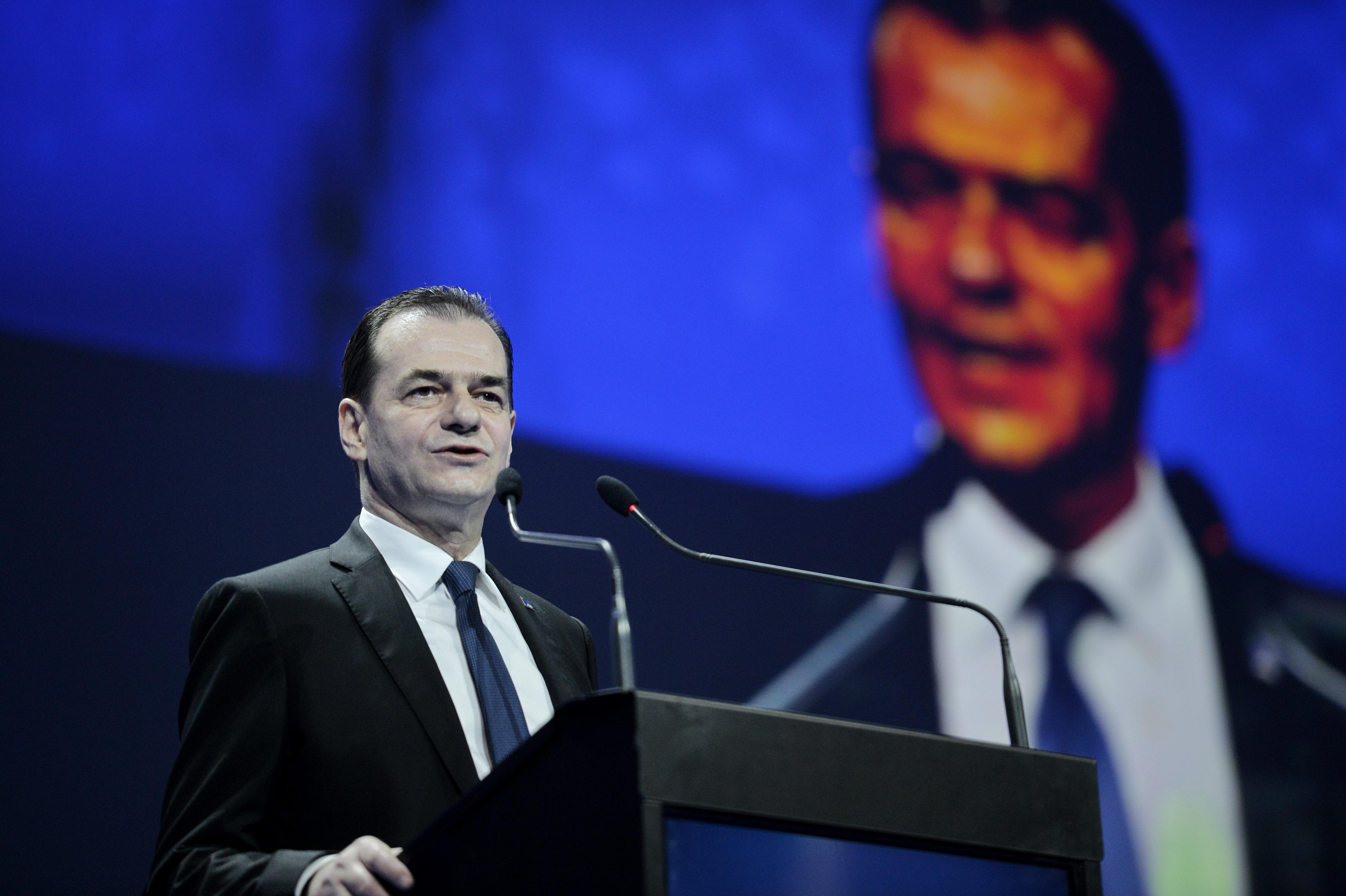 Ludovic Orban: Avem informaţii că se condiţionează finanţarea primăriilor PNL de neimplicarea în campanie