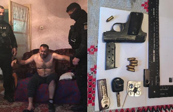 Marcel Lepa, bărbatul care l-a ucis pe poliţistul din Timiş, a fost prins/ Fugarul a ajuns în sala de operaţie, cu trei plăgi prin împuşcare | VIDEO