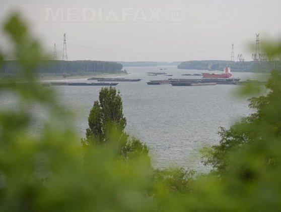Imaginea articolului Cod portocaliu de inundaţii pe Dunăre şi în Delta Dunării, până joi