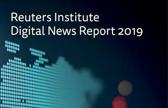Imaginea articolului Raport Reuters: Mediafax şi Ziarul Financiar, în topul brandurilor media de încredere