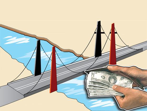 Imaginea articolului Autoturismele care trec astăzi podul peste Dunăre în sensul Giurgiu – Ruse nu achită tariful de trecere