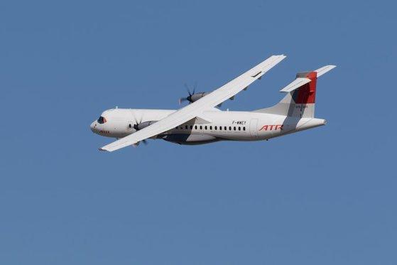 Imaginea articolului TAROM cumpără 9 aeronave de tip ATR 72-600. Răzvan Cuc: Vor fi folosite pe cursele interne