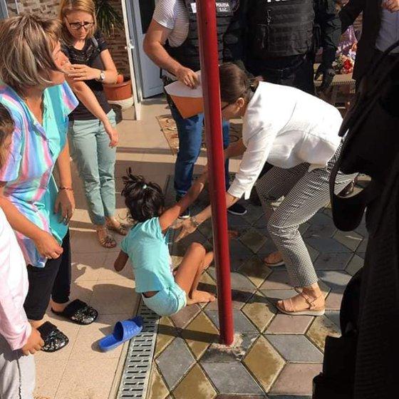 Imaginea articolului Şefa procuroarei care a intervenit la Mehedinţi: A vrut să ia copilul pentru a-l duce la Medicină Legală
