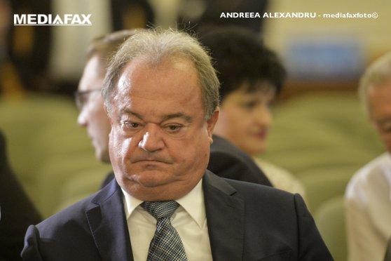 Imaginea articolului Vasile Blaga va fi audiat la Înalta Curte ca martor în dosarul lui Darius Vâlcov