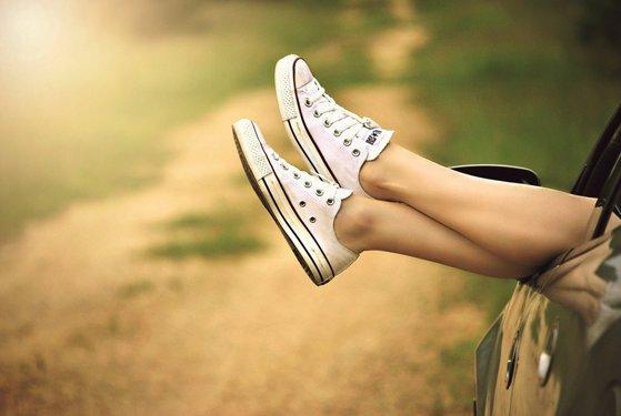 Imaginea articolului Statul român a devenit noul proprietar a patru perechi de pantofi sport folosiţi