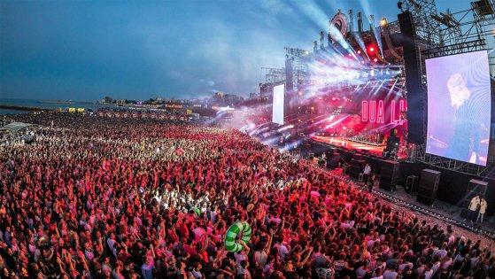 Imaginea articolului Captură impresionantă: Tineri care mergeau cu 10 kilograme de droguri la cel mai mare festival de pe litoral, Neversea, ARESTAŢI