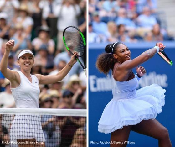 Imaginea articolului Ambasada SUA la Bucureşti, mesaj surprinzător înaintea meciului Simona Halep - Serena Williams de la Wimbledon 2019