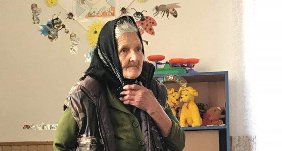 Imaginea articolului La 83 de ani, bunica Sofia vrea să mai lucreze la grădiniţa din Gorj: M-au rugat copiii. Şi eu vreau