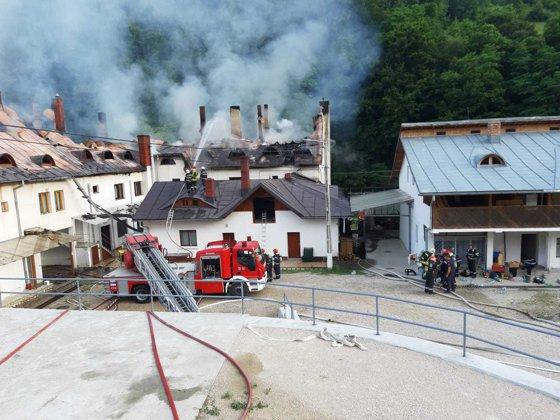 Imaginea articolului Sprijin guvernamental pentru refacerea Mănăstirii Râmeţ