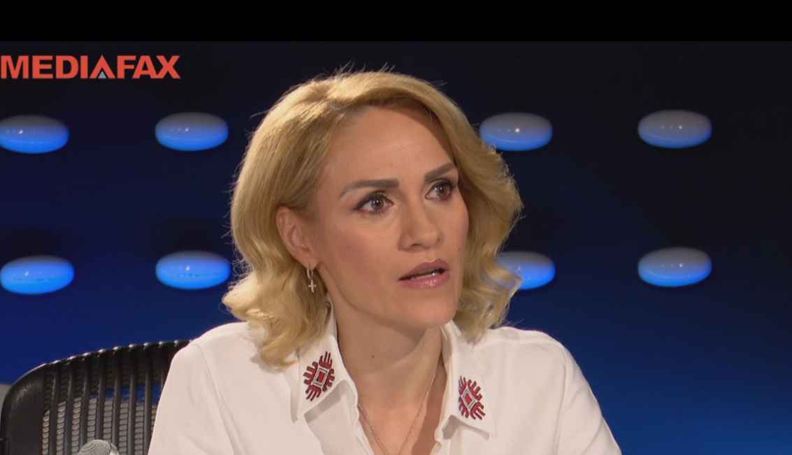 INTERVIU INTEGRAL Marius Tucă Show. Gabriela Firea: Voi merge la Congresul PSD din 3 august dacă voi fi invitată. Situaţia mea este unică