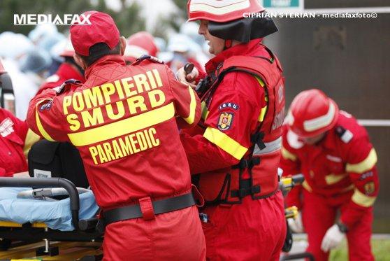 Imaginea articolului Accident grav în Constanţa: Patru răniţi, între care un copil, după ce un şofer beat a lovit cu maşina un cap de pod