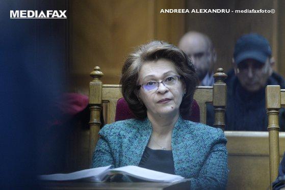 """Imaginea articolului CONTRE în CSM: Lia Savonea a acuzat-o pe Cristina Tarcea de """"vanitate"""" în alcătuirea completurilor de cinci judecători"""