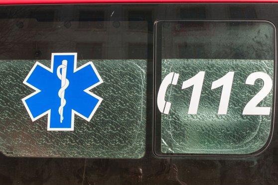 Imaginea articolului Accident GRAV în Arad: Cinci răniţi, între care 3 copii, după un impact frontal între o maşină şi o autoutilitară
