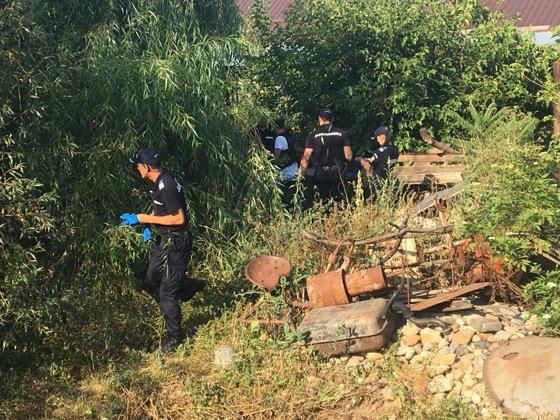 Imaginea articolului Cumpănaşu, despre rămăşiţele găsite marţi, în pădurea de lângă Caracal: Cutia nici nu a fost deschisă la INML