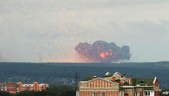 Imaginea articolului ANUNŢUL autorităţilor despre posibila prezenţă a unui nor radioactiv deasupra României