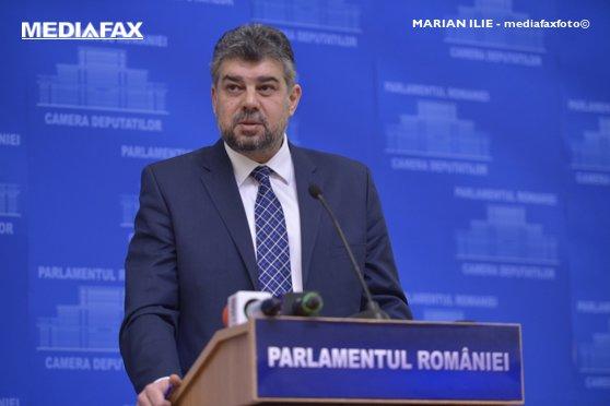 Imaginea articolului Ciolacu, despre sesiunea Camerei Deputaţilor: Legea transportului de persoane, de competenţa Senatului