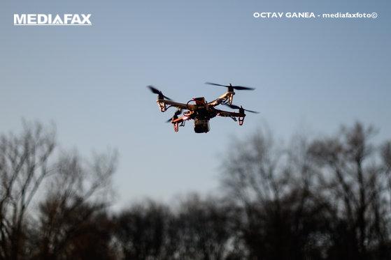Imaginea articolului Dronă, folosită în transportul ţigărilor de contrabandă din Ucraina