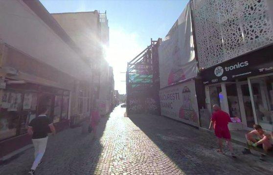 Imaginea articolului Două clădiri de pe strada Lipscani din Bucureşti vor fi demolate. Ce va fi construit în loc