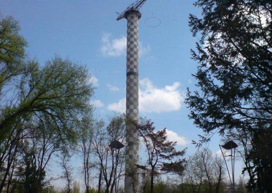 Imaginea articolului Unul dintre principalele repere ale Bucureştiului vizat de demolare. Primăria Capitalei cere construcţia de la Ministerul Transporturilor