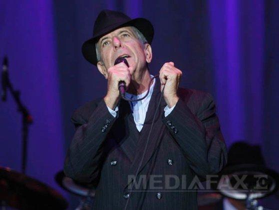 Imaginea articolului ASCULTĂ SMART RADIO   Un album postum al cântăreţului Leonard Cohen va fi lansat de fiul artistului