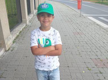 Imaginea articolului Copilul de 8 ani căutat de poliţişti, găsit lângă o terasă din Alba Iulia